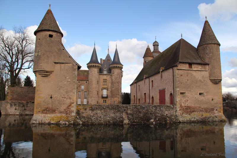 Balade au Château de La Clayette