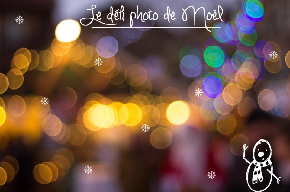 Le défi photo de Noël #1