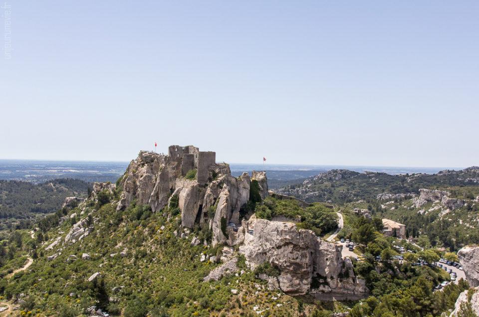 Balade en Provence : Les Baux de Provence