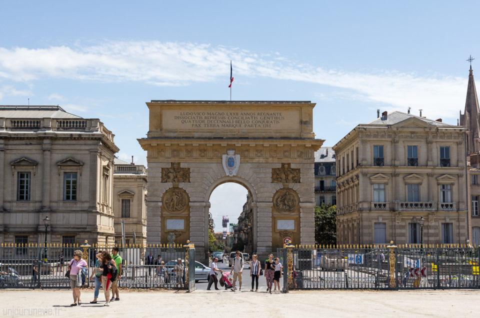 Balade découverte de Montpellier