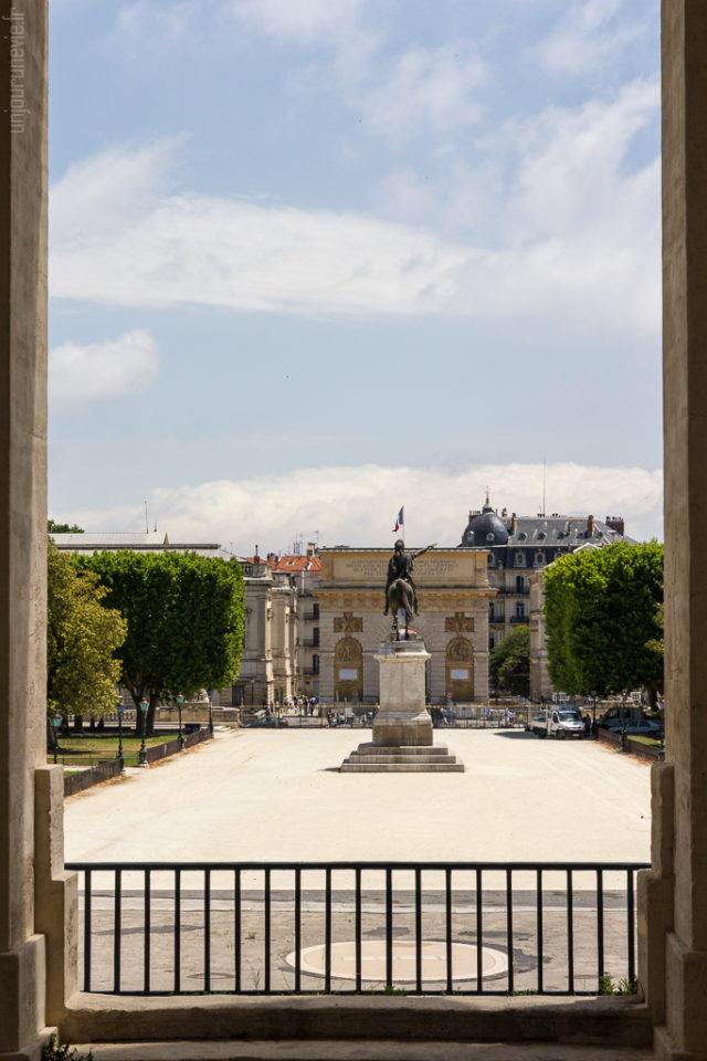 Place du Peyrou - Montpellier
