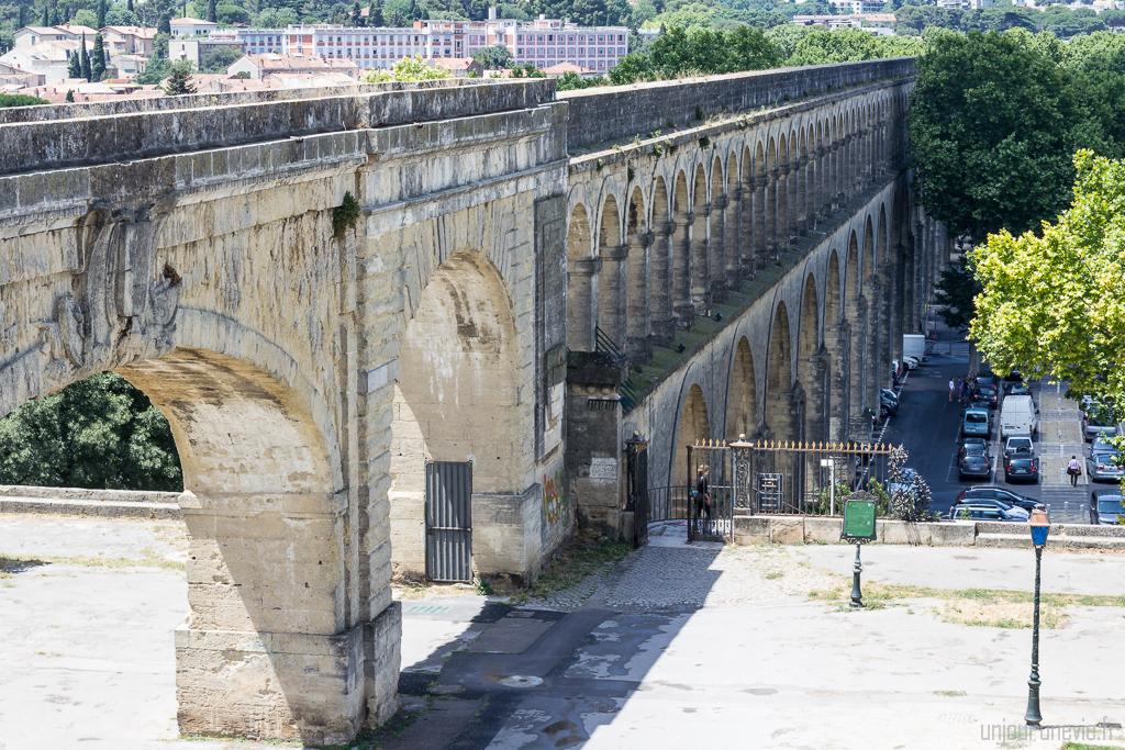Aqueduc Saint-Clement - Montpellier