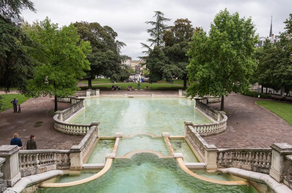 Les parcs et jardins de Dijon