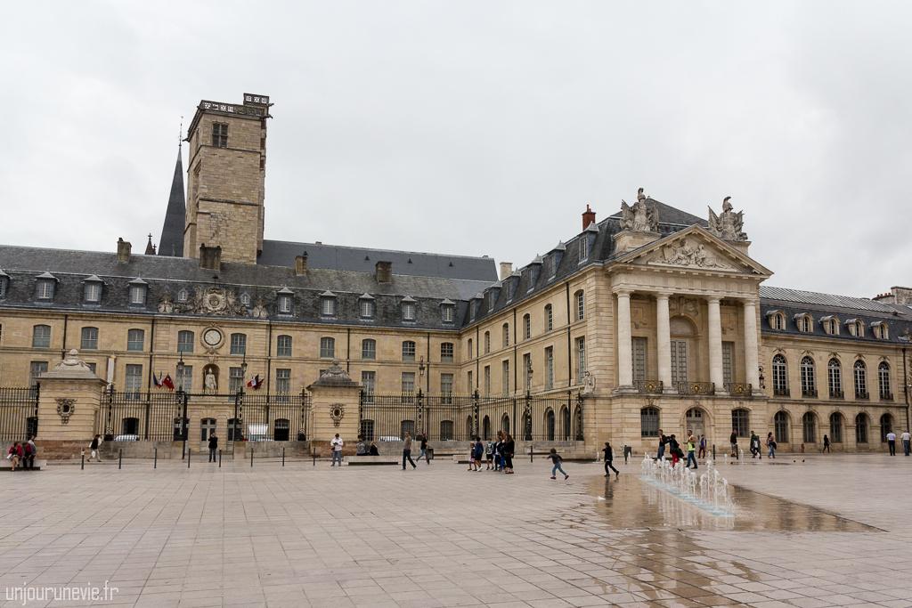La Palais des ducs et la Tour Philippe le Bon
