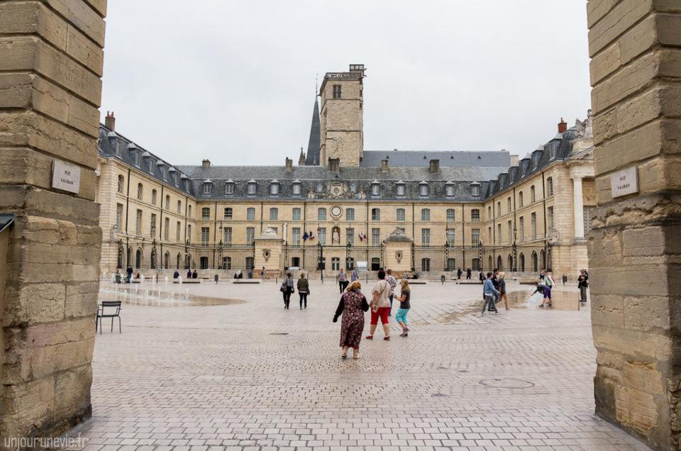 Dijon et son Palais des Ducs de Bourgogne