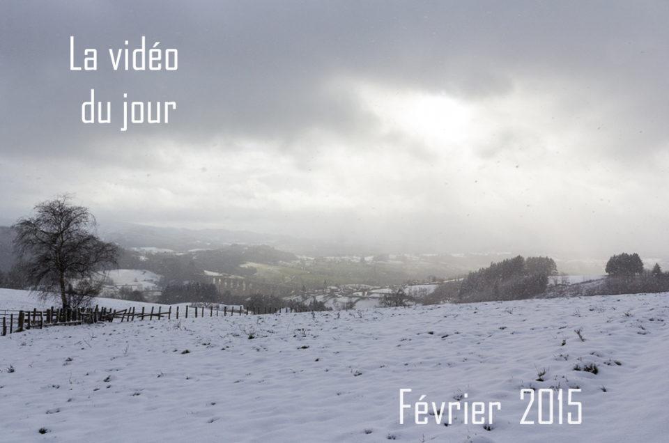 La vidéo du mois de Février
