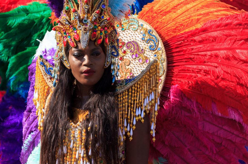Carnaval de fin d'été à La Grande Motte